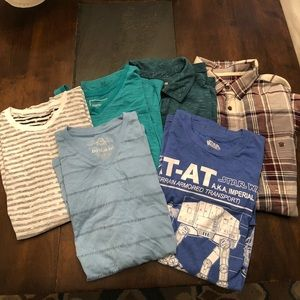 Other - Set of 6 Mens Tees